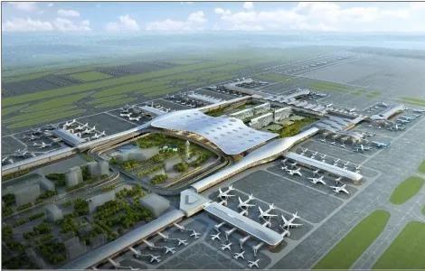 【BIM大赛获奖案例】杭州萧山国际机场三期项目